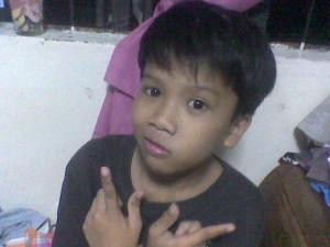 the boy who created naga