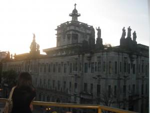 Europe? nah, one idyllic afternoon at UST, Manila