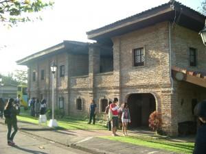 Outside shot of main museum